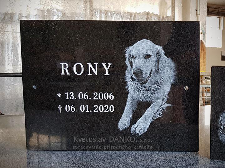 Pomník pre psa