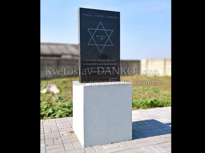 Pamätník obetiam holokaustu